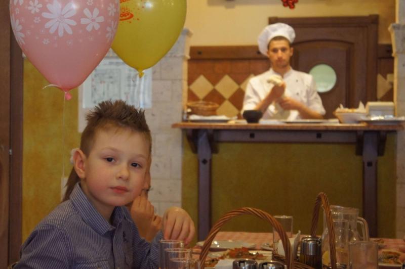 Кафе и рестораны для детей и родителей