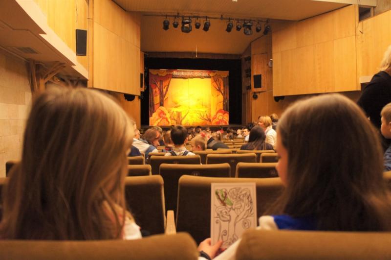 Театры для детей