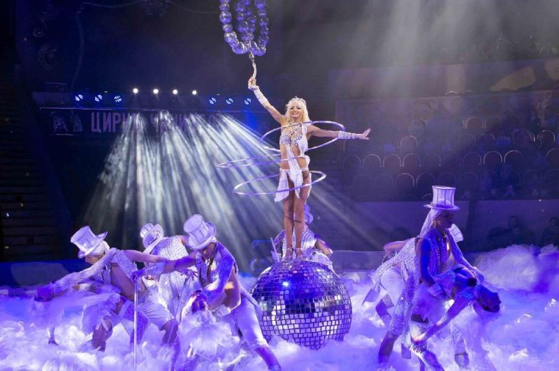 Большой Санкт-Петербургский цирк