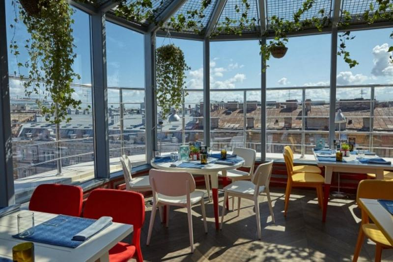 Гастрономика, ресторан от Ginza Project ТРЦ «Олимпик плаза»