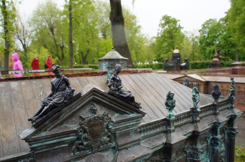 Петербург в миниатюре, мини-город на Горьковской
